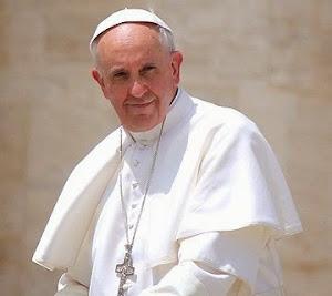 Oremus Pro Papa Nostro