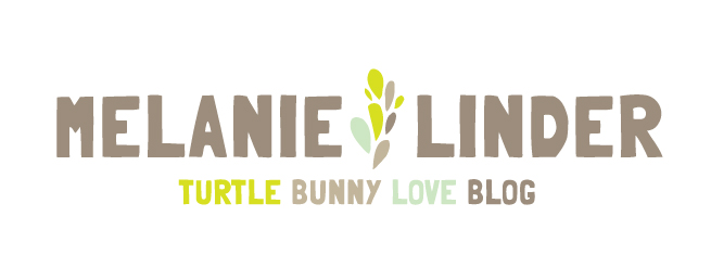 turtle bunny love design