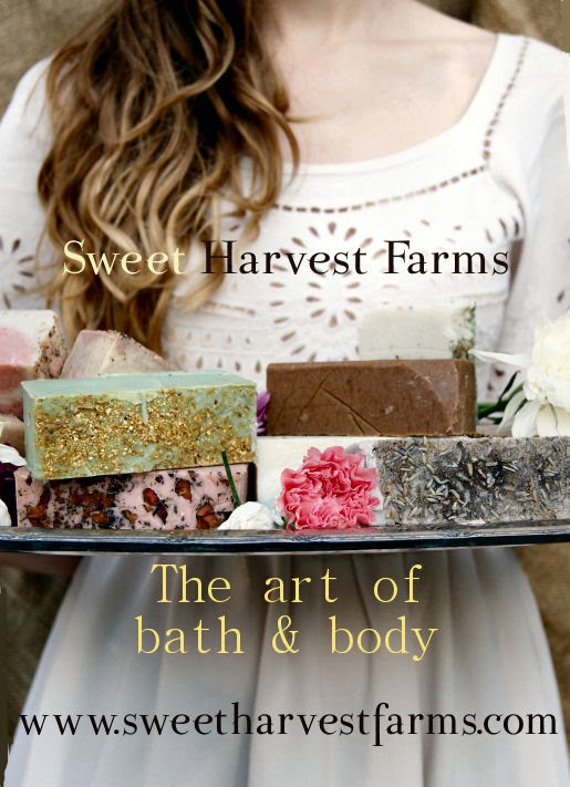 Sweet Harvest Farms All Natural Artisan Soap!