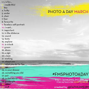 FMS PHoto A Day Challenge - March 2013