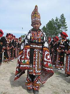 Paskibra -paskibraka, Tari Guel dari Nangore Aceh Darussalam