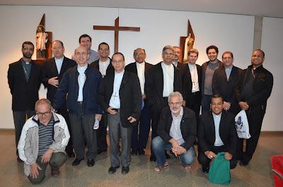 Pontifícias Obras e CCM recebem visita de novos bispos