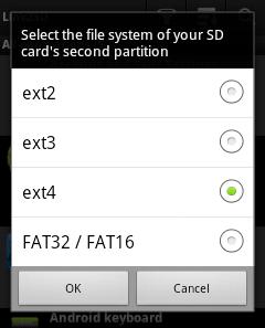 link2sd  Menambahkan Kapasitas Memory Internal di Android