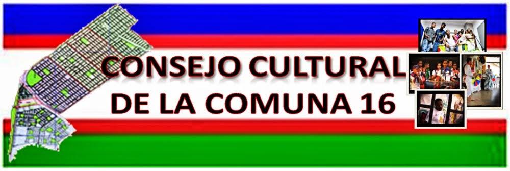 CONSEJO CULTURAL COMUNA 16
