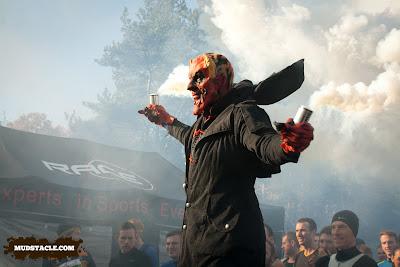Hell Runner Devil
