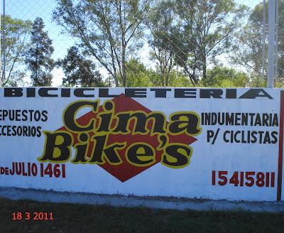 Cima Bikes