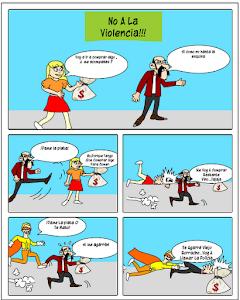 Comic realizado por alumnos