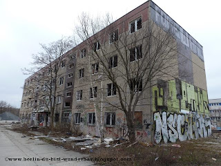 Greifswalder Strasse, plattenbau, berlin