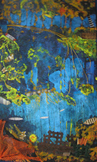 Mundo Interior, Collage, Camino Bravo