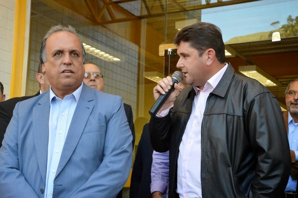 Prefeito Arlei ressalta a presença do estado em Teresópolis, com a realização de diversas obras