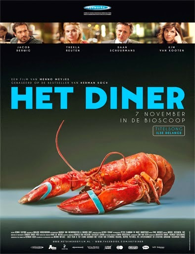 Ver Het Diner (The Dinner) (2013) Online