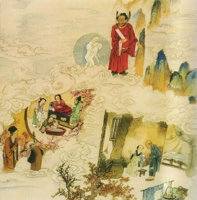 Gambaran Neraka Menurut Agama Buddha