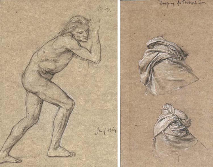 Sir Edward John Poynter 1836-1919 | British Classical painter
