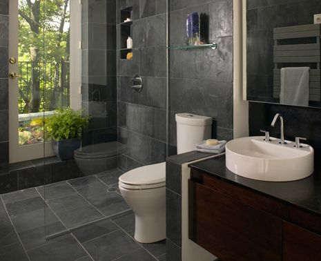 Ideal Another helpful bathroom plan for small areas is to elect a shower stall rather than a bulky bathtub so as to extend the obtainable area