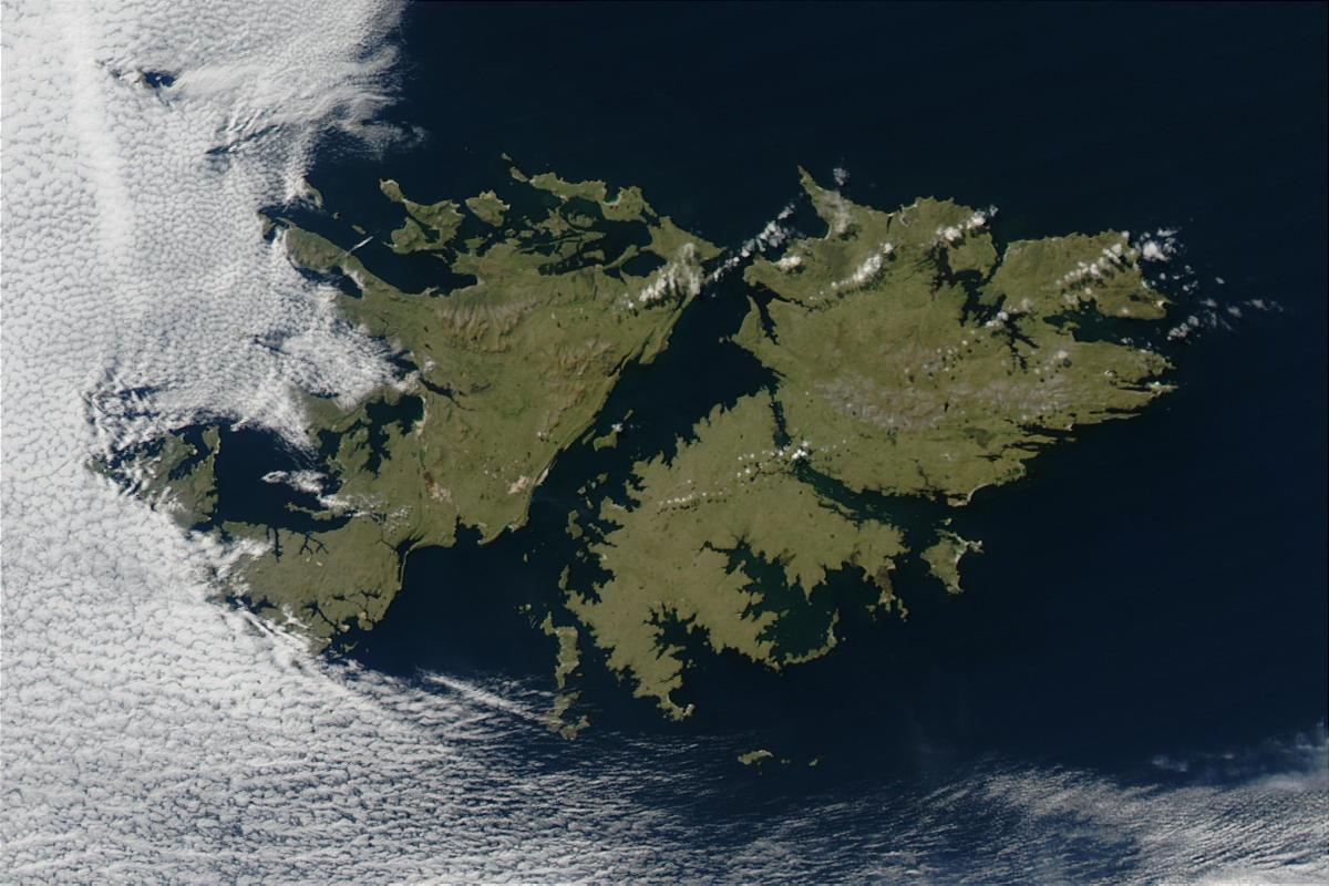 Palabras De Viento Y Cordillera Porque Las Islas Malvinas