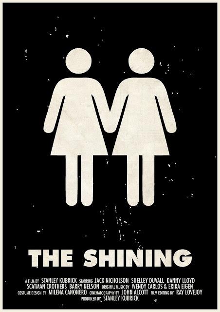 El resplandor poster