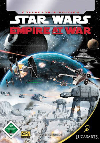 Star Wars Empire At War pc español mega