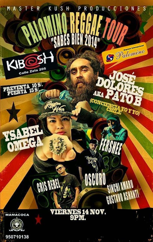 Arequipa reggae fest