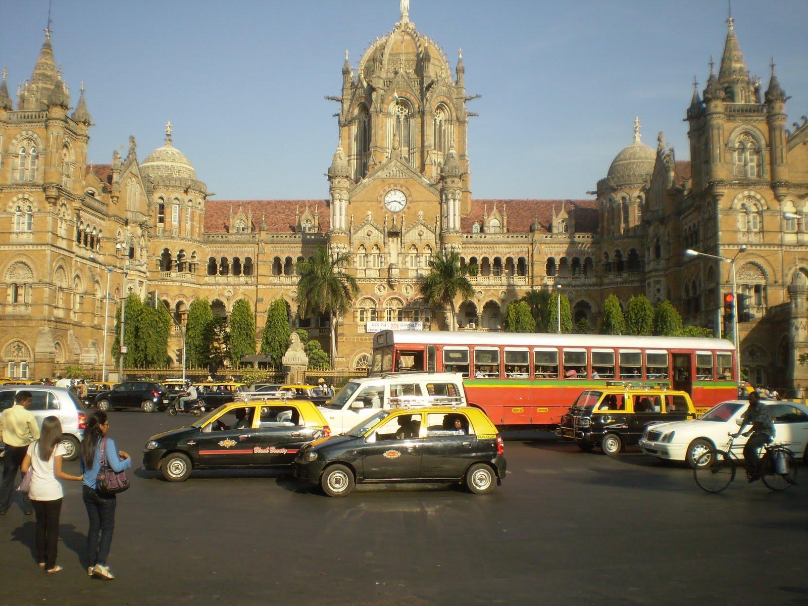 reflections of passions mumbai chhatrapati shivaji terminus