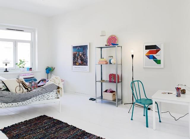 cama infantil modelo de IKEA