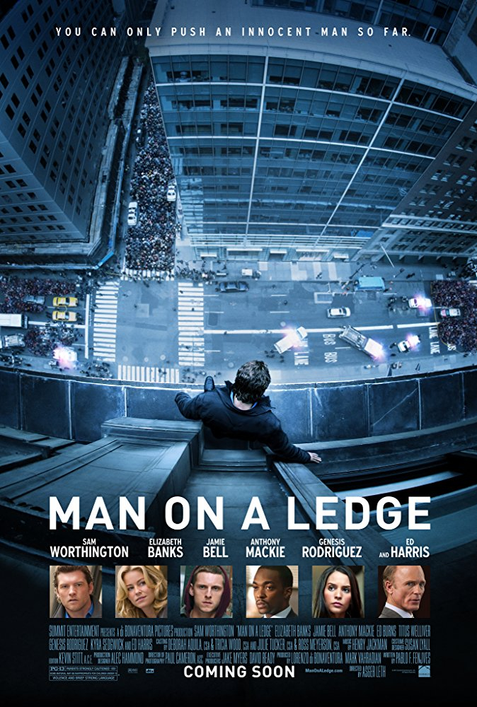 Man on a Ledge (2012) Hindi Dual Audio BluRay | 720p | 480p