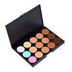NiceEshop Professional 15 Color Concealer Camouflage Make up Palette