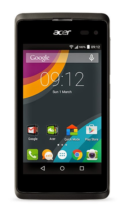 Acer rilis tiga smartphone Android murah, Liquid Z220, Liquid Z520 dan Liquid Jade Z