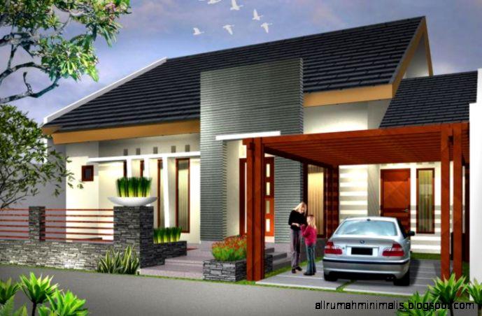 Model Bentuk Atap Rumah Minimalis Terbaru 2015