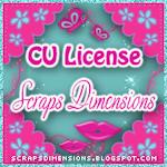 ~♥~CU License~♥~