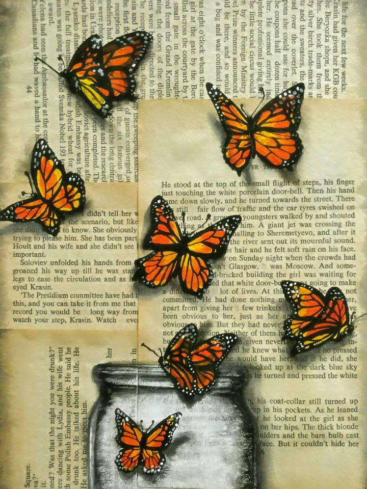 Butterflies your makes stomach in what Butterflies When