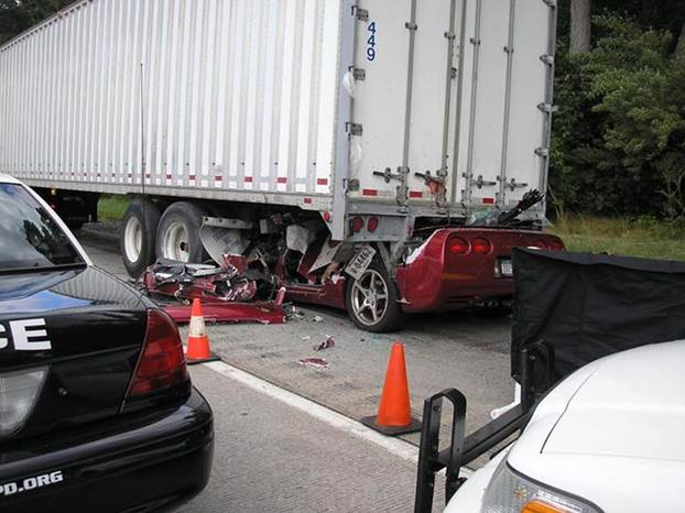 Image result for texting car crash