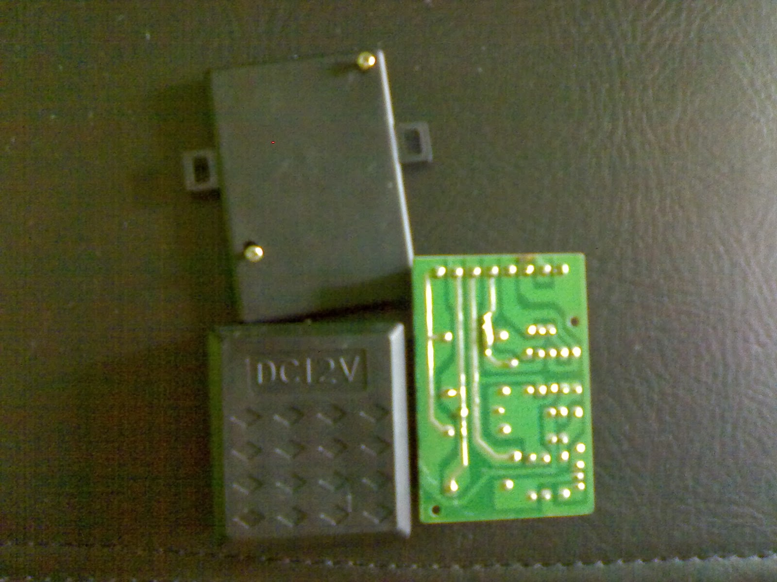 Central Lock Module Macet