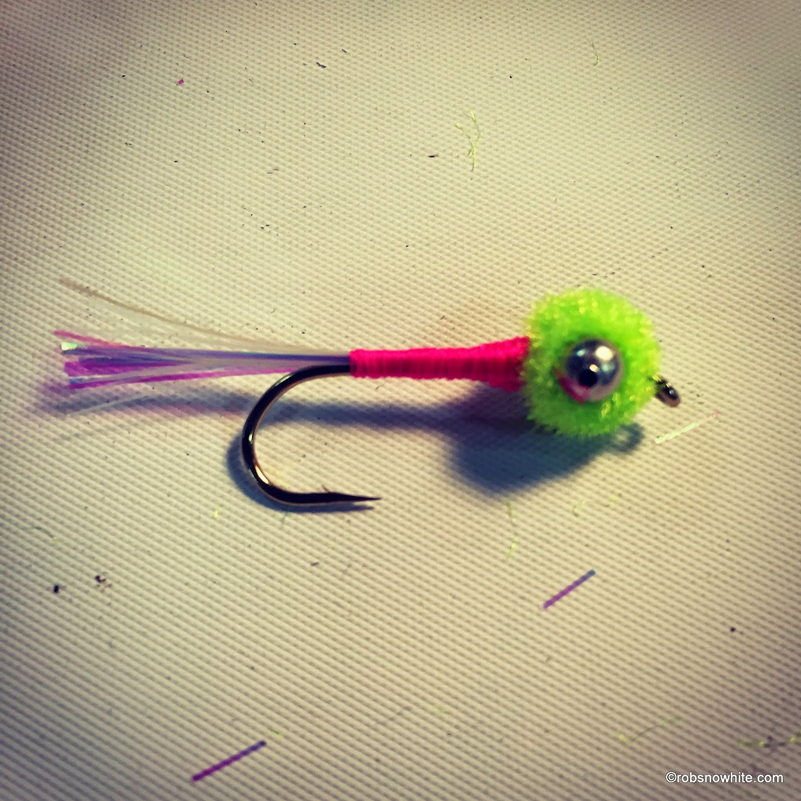 Custom Shad Flies ~ Fly Fishing Consultant