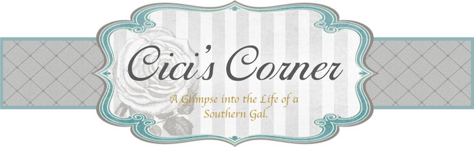CiCi's Corner