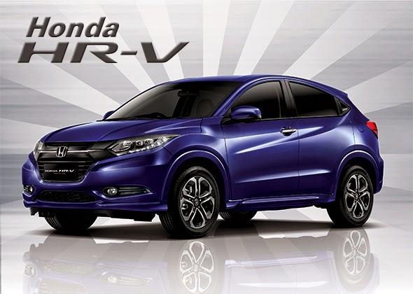 Mengenal Spesifikasi dan Harga Mobil Honda HR-V