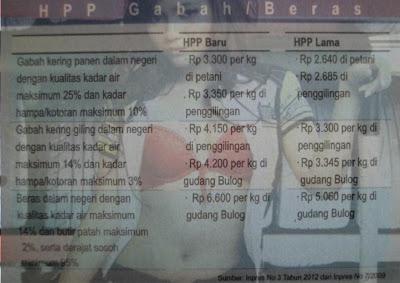 HPP GABAH/BERAS