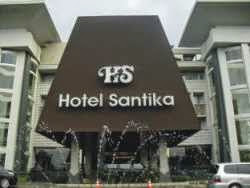 Hotel Bagus Murah Dekat TMII - Hotel Santika TMII