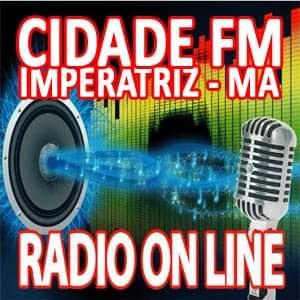 Rádio Online Cidade FM Imperatriz-MA