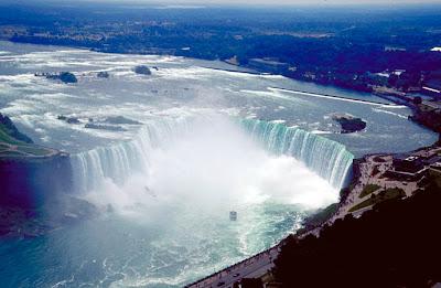 Lugares mas visitados del mundo | Cataratas del Niagara