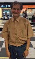 Homem de Barra de Santa Rosa que estava perdido em aeroporto de São Paulo encontra família