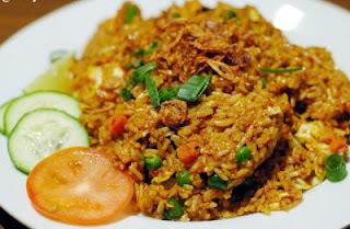 nasi goreng, cara membuat nasi goreng