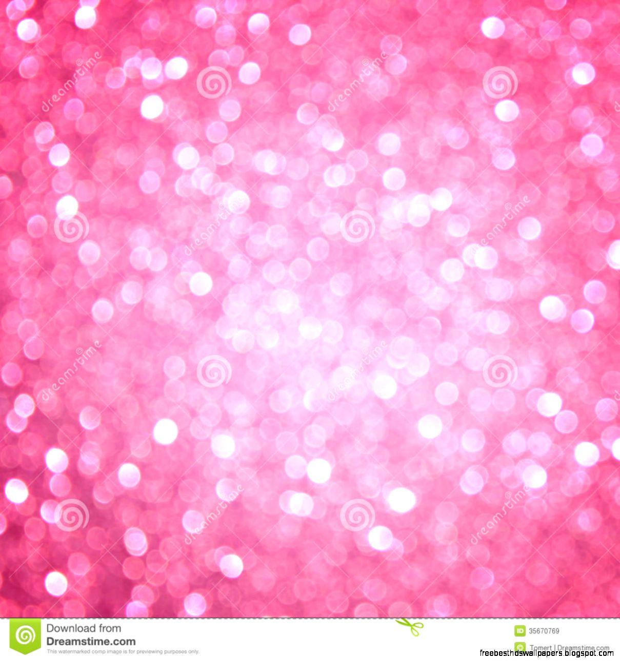 Light Pink Glitter Background Wallpaper