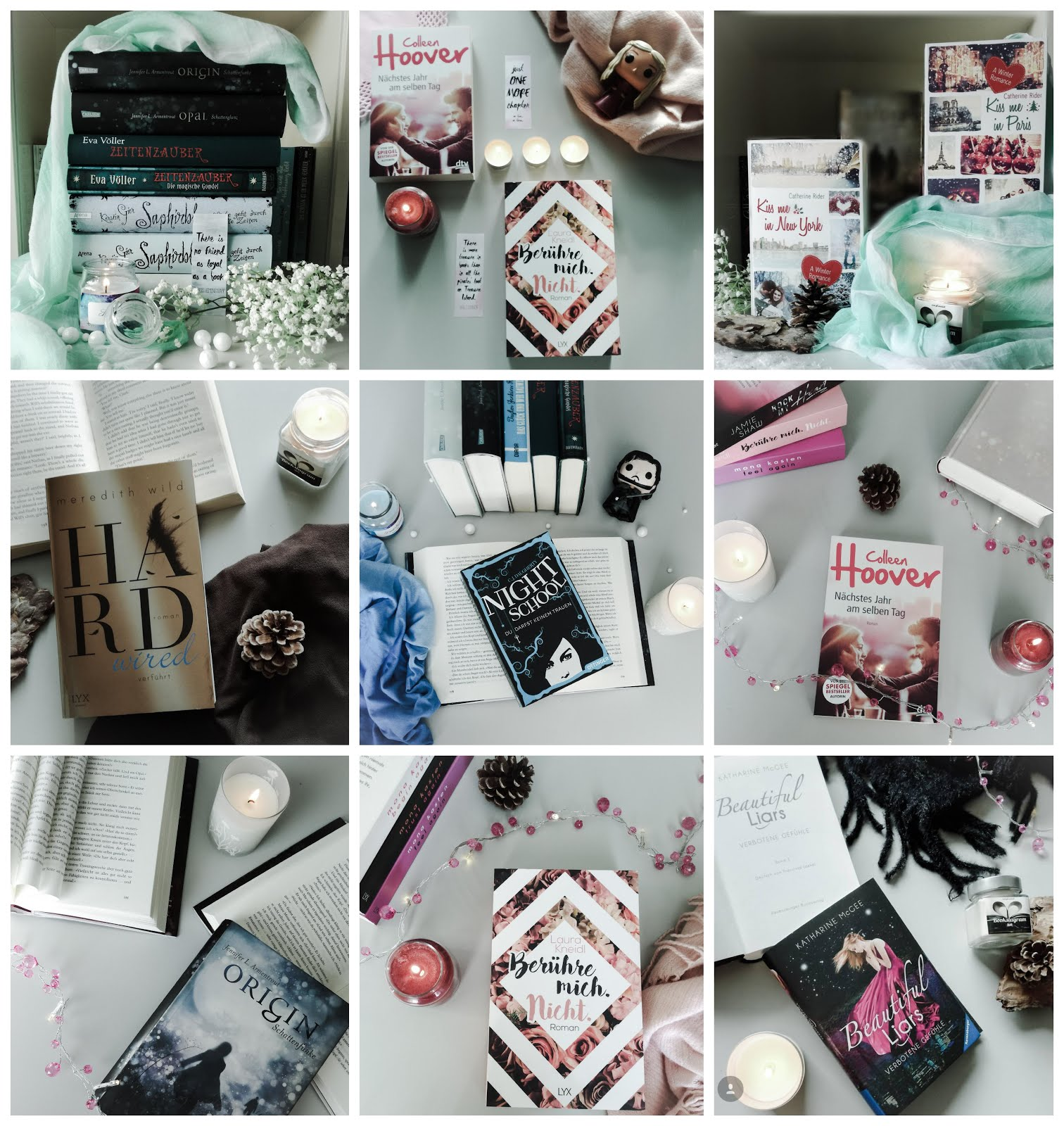 Mein Bookstagram