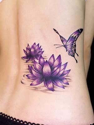Sugestões de Tattoos nas Costas