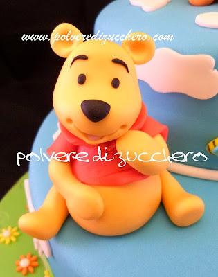 winnie the pooh polvere di zucchero