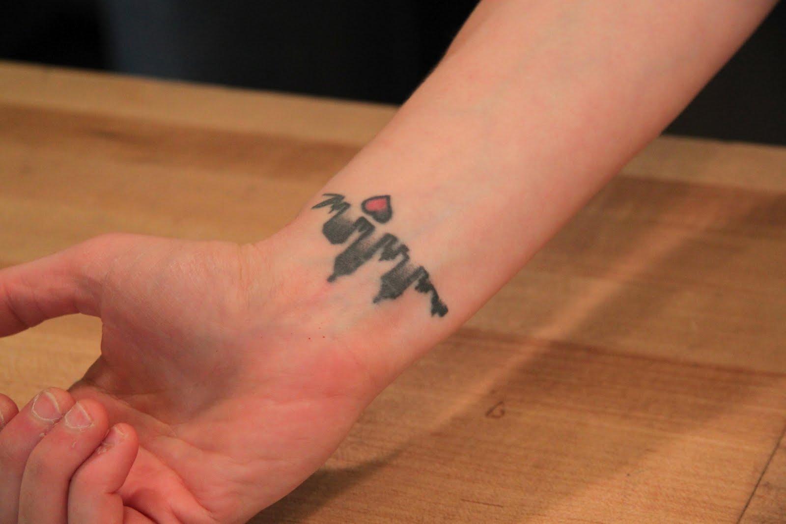 Mouse medicine shangri la for Cleveland skyline tattoo