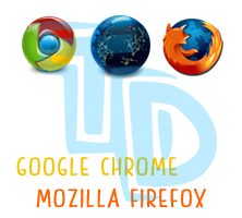 ThE DiggER Website Runs Great on Google Chrome and Mozilla Firefox