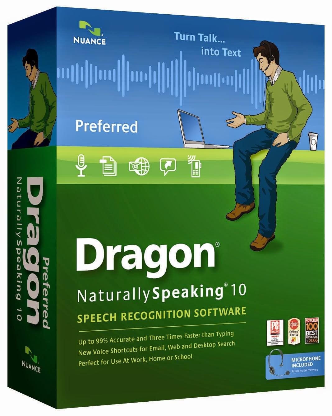 descargar Dragon Naturally Speaking 10 1 link full mega