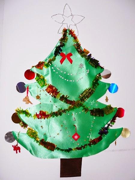 Siempre hay una mano un rbol de navidad diferente - Arbol de navidad diferente ...