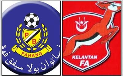 Tiket Final Piala Malaysia RM 40